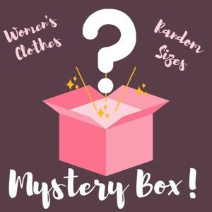 Women's Clothes MYSTERY BOX